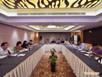 中国计量协会水表工作委员会第五届六次委员会议在上海市召开