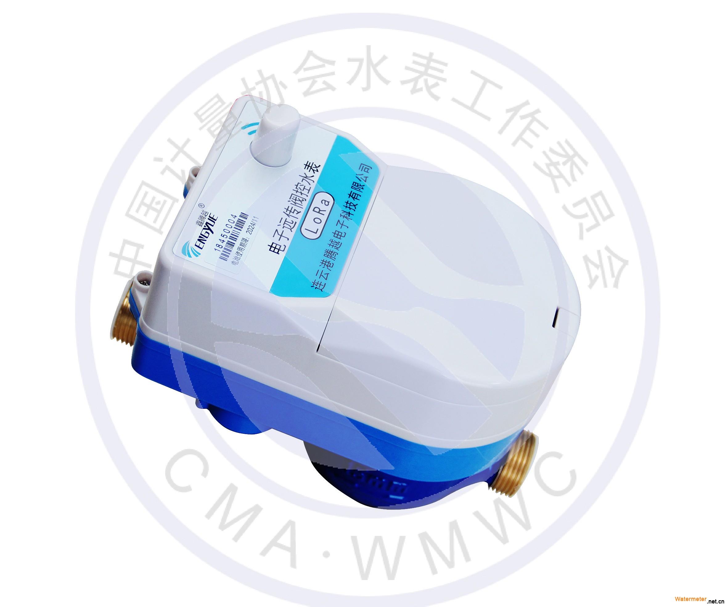 电子远传阀控水表(lora)