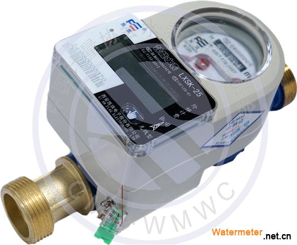 LXSK型 无线手持卡智能水表